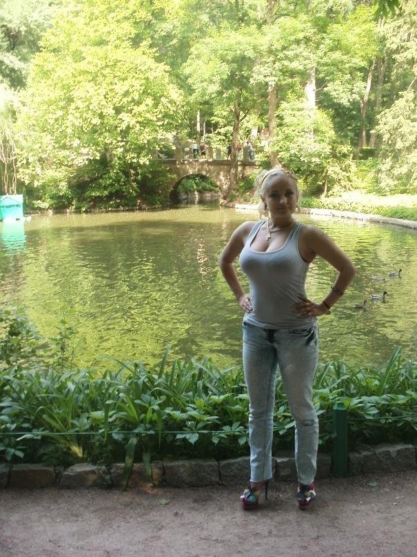 Мои путешествия. Елена Руденко. Украина. Умань. Софиевский парк. 2011 г. Y_7c045adb