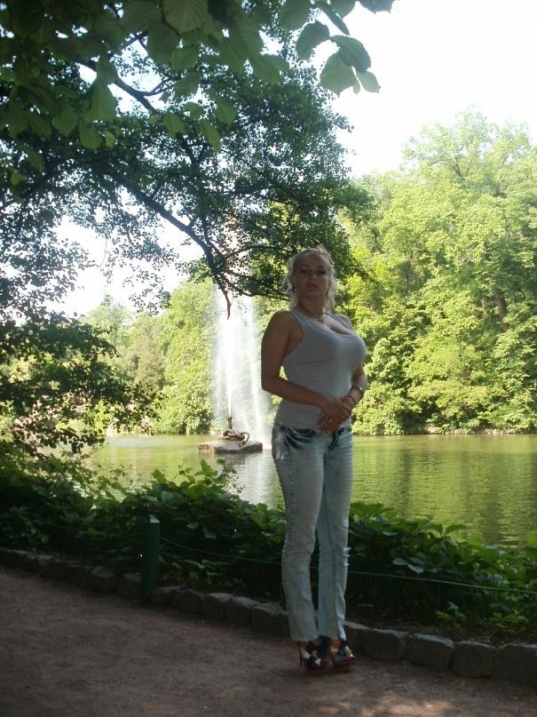 Мои путешествия. Елена Руденко. Украина. Умань. Софиевский парк. 2011 г. Y_85b369e0
