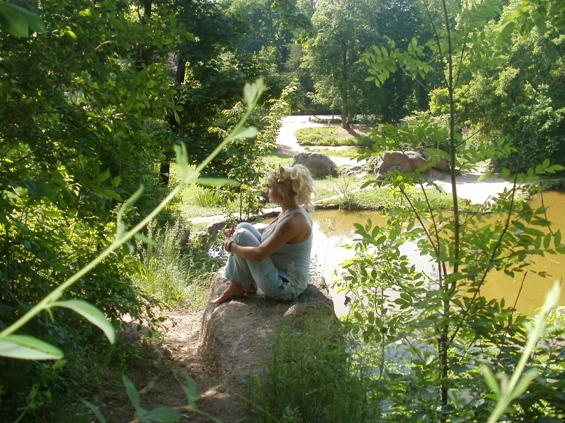 Мои путешествия. Елена Руденко. Украина. Умань. Софиевский парк. 2011 г. Y_86b6ce72