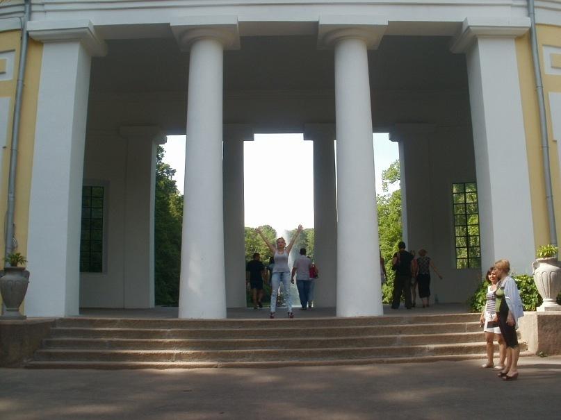 Мои путешествия. Елена Руденко. Украина. Умань. Софиевский парк. 2011 г. Y_9736115e