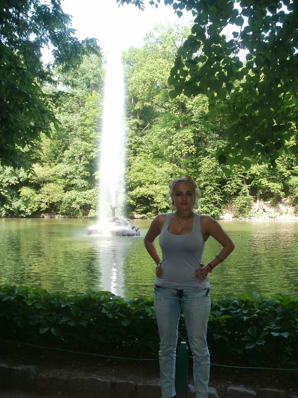 Мои путешествия. Елена Руденко. Украина. Умань. Софиевский парк. 2011 г. Y_a48f6dde