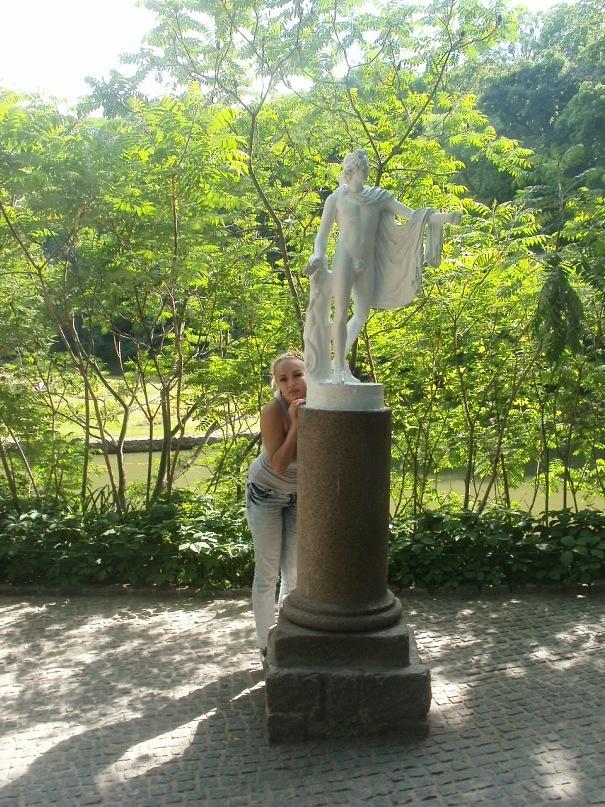 Мои путешествия. Елена Руденко. Украина. Умань. Софиевский парк. 2011 г. Y_c1fb565a