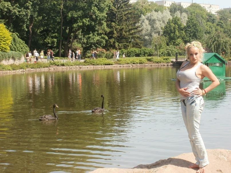 Мои путешествия. Елена Руденко. Украина. Умань. Софиевский парк. 2011 г. Y_cc745125