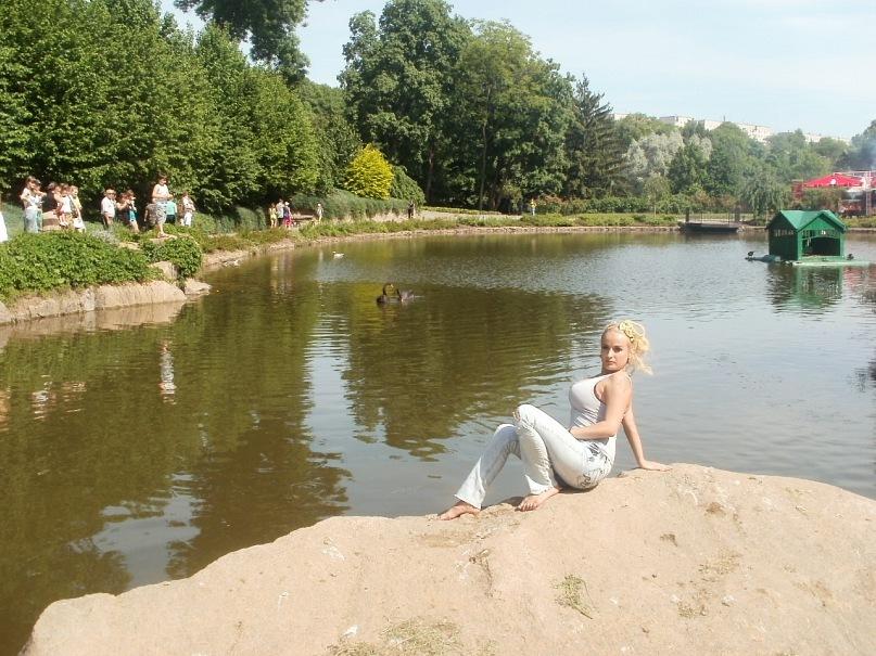Мои путешествия. Елена Руденко. Украина. Умань. Софиевский парк. 2011 г. Y_df30ebd1