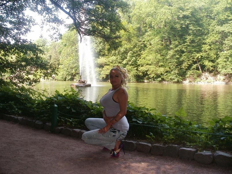 Мои путешествия. Елена Руденко. Украина. Умань. Софиевский парк. 2011 г. Y_f01ff0d9