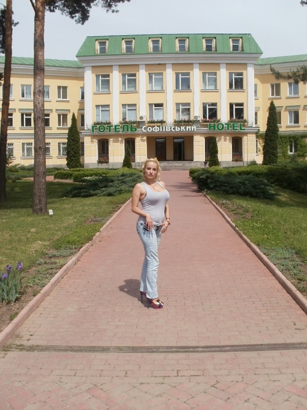 Мои путешествия. Елена Руденко. Украина. Умань. Софиевский парк. 2011 г. Y_f690cba7