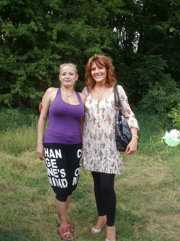 Мои путешествия. Елена Руденко. Украина. Белогородка. 2011 г. Y_270ec282