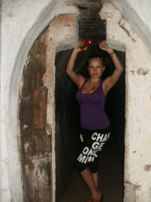 Мои путешествия. Елена Руденко. Украина. Белогородка. 2011 г. Y_7b8579f5