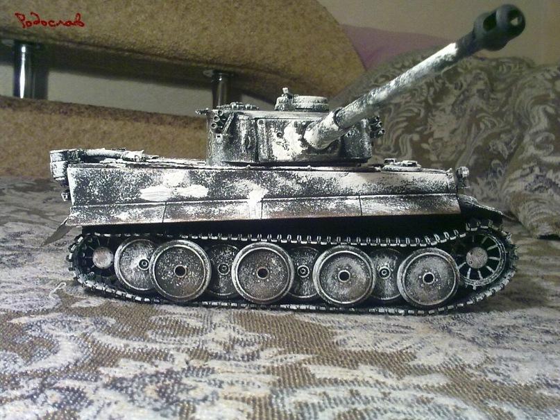 Panzerkampfwagen VI «Tiger I» Y_308af5f0