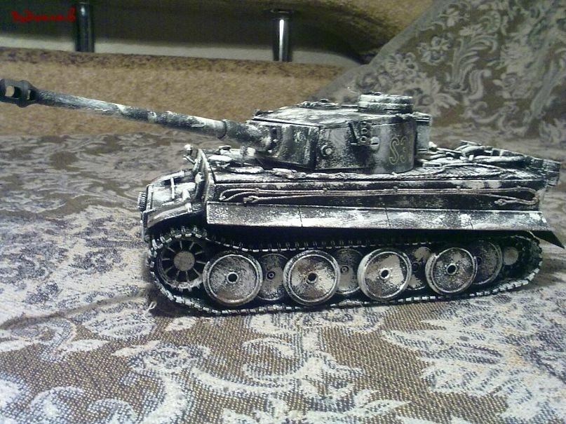 Panzerkampfwagen VI «Tiger I» Y_3b458d7e