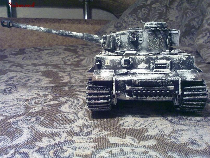 Panzerkampfwagen VI «Tiger I» Y_6392daa2