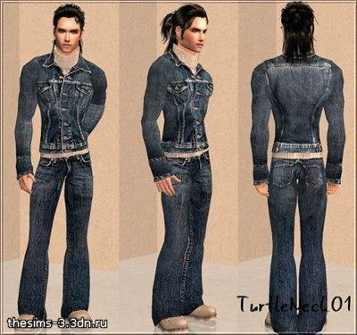 Мужская одежда (детская, подростковая, взрослая, пожилая категории) X_64bfd55a