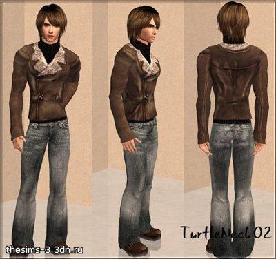 Мужская одежда (детская, подростковая, взрослая, пожилая категории) X_cba2e468
