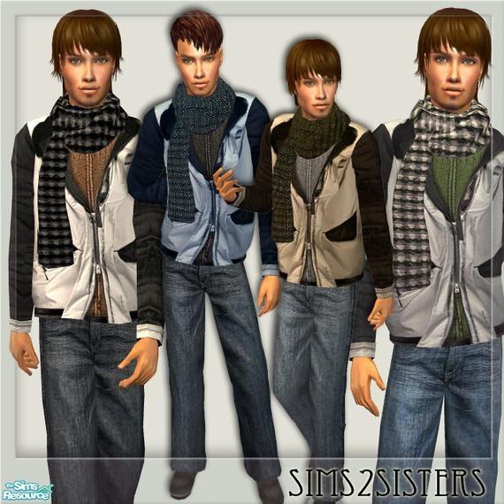 Мужская одежда (детская, подростковая, взрослая, пожилая категории) X_d1ebf905
