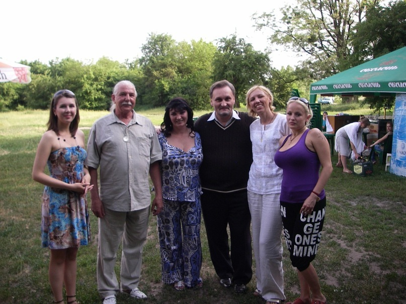 Мои путешествия. Елена Руденко. Украина. Белогородка. 2011 г. Y_f462b5cd