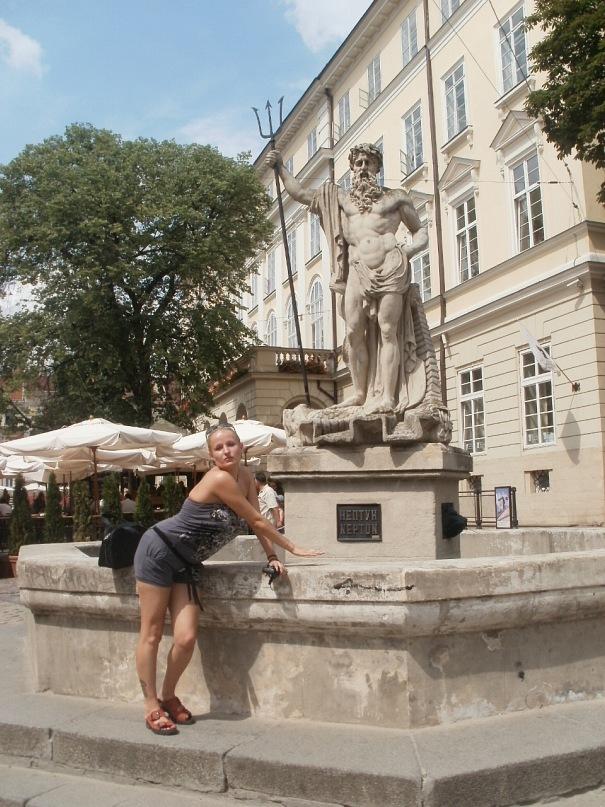 Мои путешествия. Елена Руденко. Украина. Львов. 2011 г.  Y_0fb56902