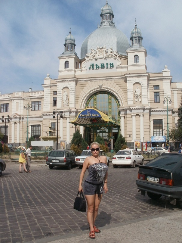 Мои путешествия. Елена Руденко. Украина. Львов. 2011 г.  Y_1a769123