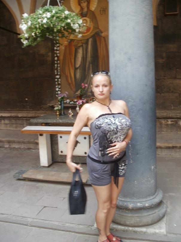Мои путешествия. Елена Руденко. Украина. Львов. 2011 г.  Y_2306fd7c