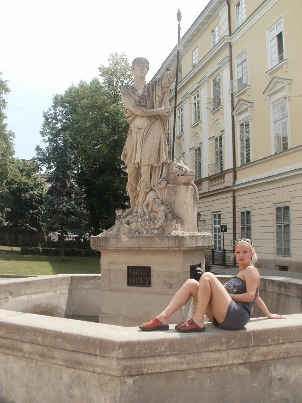 Мои путешествия. Елена Руденко. Украина. Львов. 2011 г.  Y_28e48364