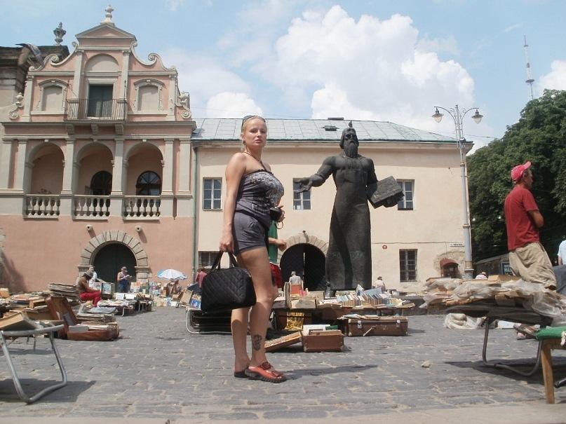 Мои путешествия. Елена Руденко. Украина. Львов. 2011 г.  Y_51672cc4
