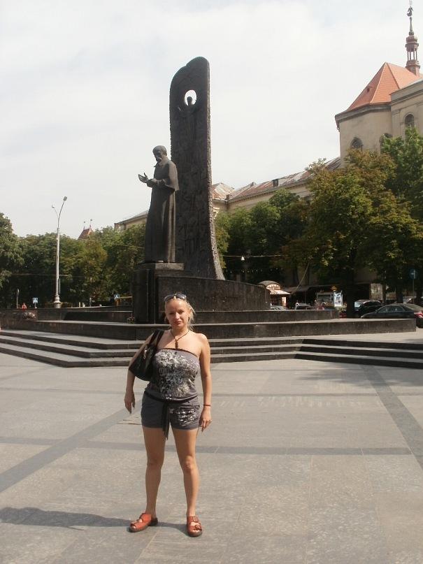 Мои путешествия. Елена Руденко. Украина. Львов. 2011 г.  Y_6ecb17b8