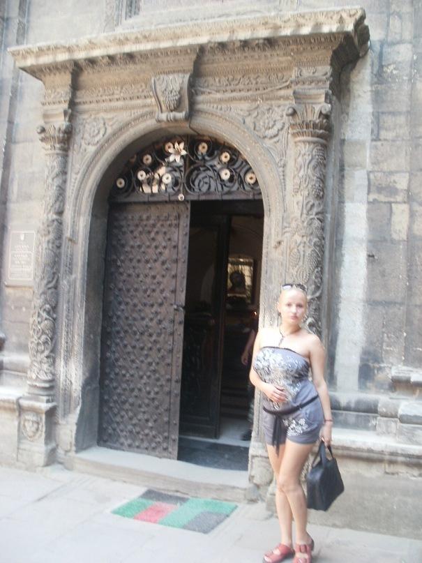 Мои путешествия. Елена Руденко. Украина. Львов. 2011 г.  Y_d6f4232a