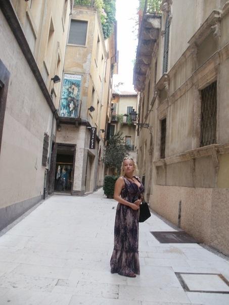 Мои путешествия. Елена Руденко. Верона. 2011 г.  X_5277af09