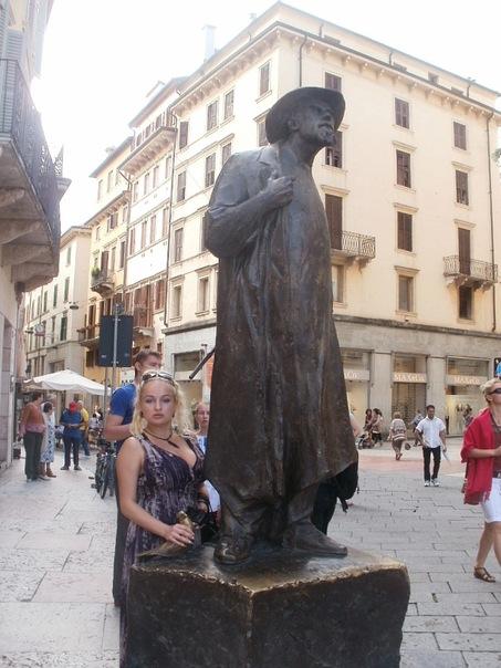 Мои путешествия. Елена Руденко. Верона. 2011 г.  X_bd51d709