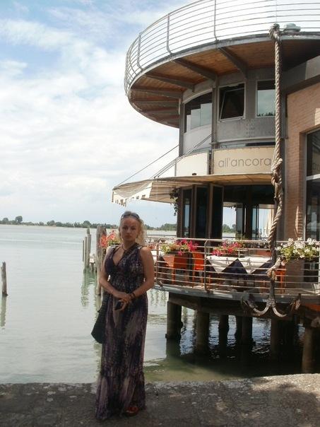 Мои путешествия. Елена Руденко. Италия. Адриатическое море. 2011 г.  X_e4619a9a