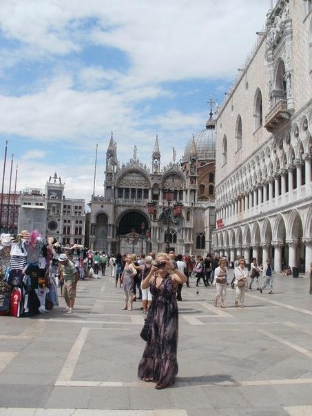 Мои путешествия. Елена Руденко. Венеция. 2011 г. X_0f52a65c