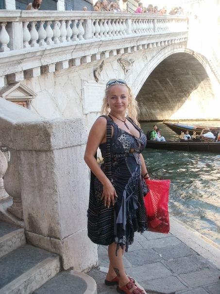 Мои путешествия. Елена Руденко. Венеция. 2011 г. X_5362c67a