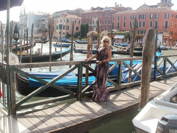 Мои путешествия. Елена Руденко. Венеция. 2011 г. X_705707c4