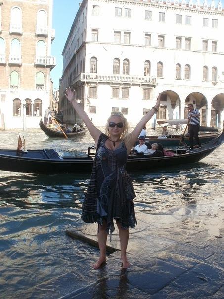 Мои путешествия. Елена Руденко. Венеция. 2011 г. X_8624f878