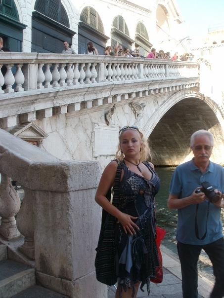 Мои путешествия. Елена Руденко. Венеция. 2011 г. X_97896e3c