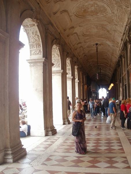 Мои путешествия. Елена Руденко. Венеция. 2011 г. X_addc0894