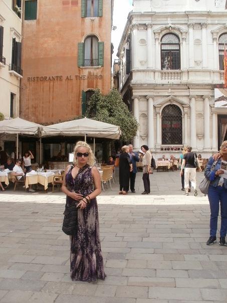 Мои путешествия. Елена Руденко. Венеция. 2011 г. X_b97d61b1