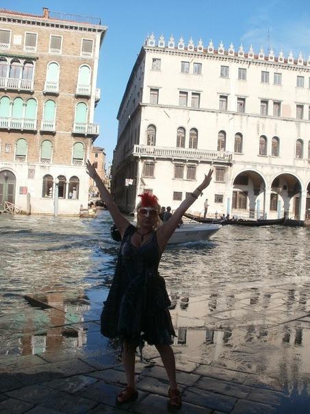 Мои путешествия. Елена Руденко. Венеция. 2011 г. X_ef384018