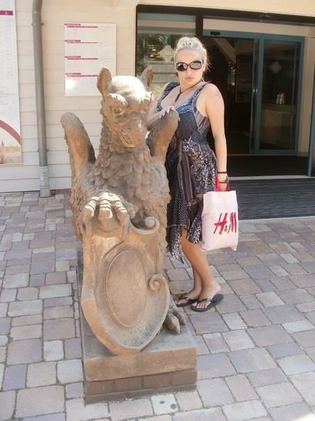 Мои путешествия. Елена Руденко. Хевиз. 2011 г. X_ba2b4163