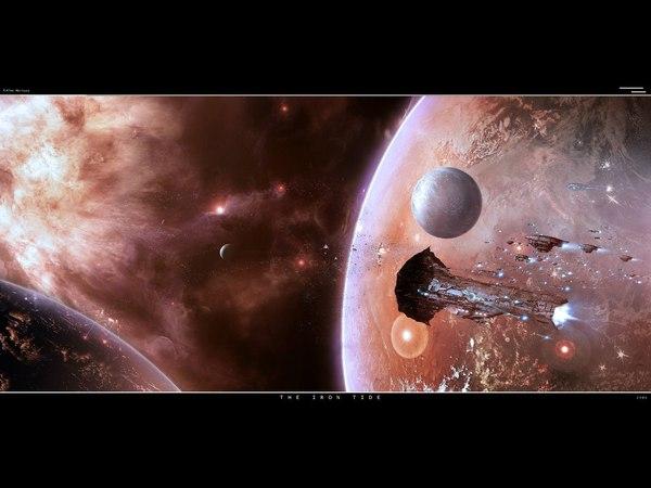 Звёздное небо и космос в картинках - Страница 37 1498253667148754370