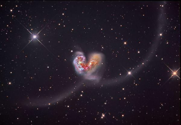Звёздное небо и космос в картинках - Страница 37 1498763126123554611