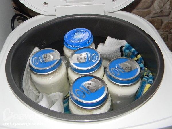 Йогурт в йогуртнице Sr4tourJHIY