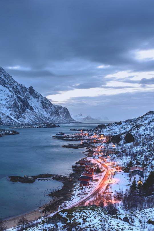 Роскошные пейзажи Норвегии - Страница 7 1453703370167461260