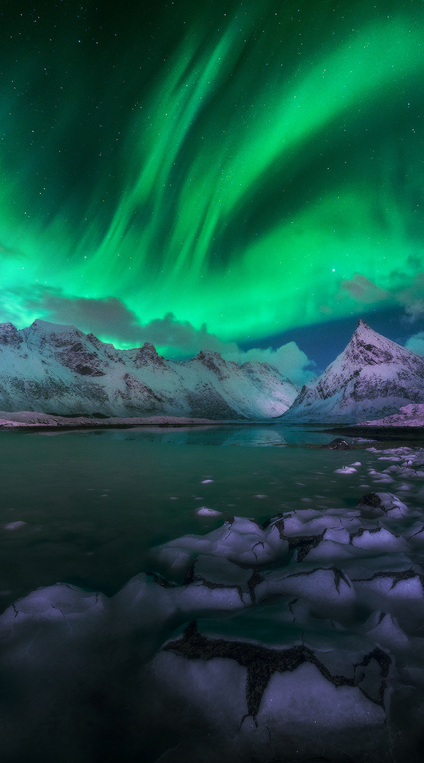 Роскошные пейзажи Норвегии - Страница 7 145629712916894522