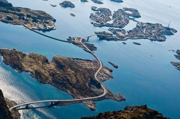 Роскошные пейзажи Норвегии - Страница 6 145763885514128544