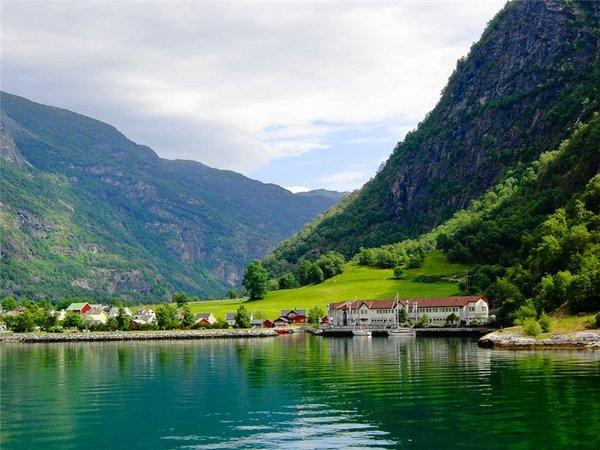Роскошные пейзажи Норвегии - Страница 6 1458743921171183281