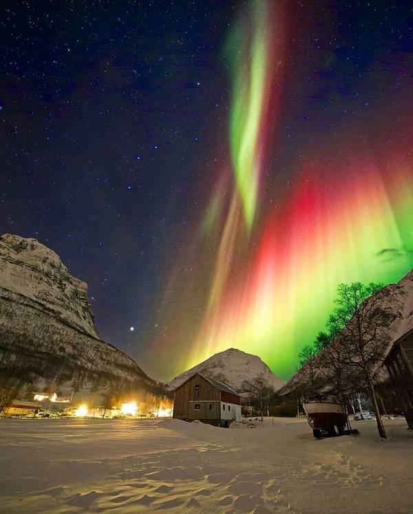 Роскошные пейзажи Норвегии - Страница 6 1459175192182038085