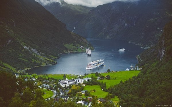 Роскошные пейзажи Норвегии - Страница 6 1459528924166376076