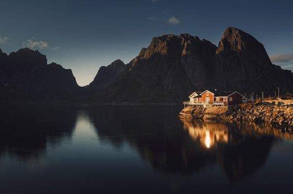 Роскошные пейзажи Норвегии - Страница 21 14749056091439552