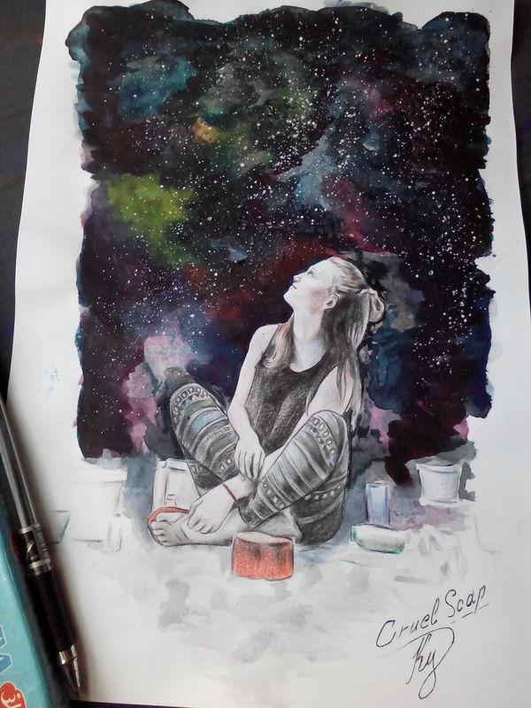 Звёздное небо и космос в картинках - Страница 38 1479811677153880366