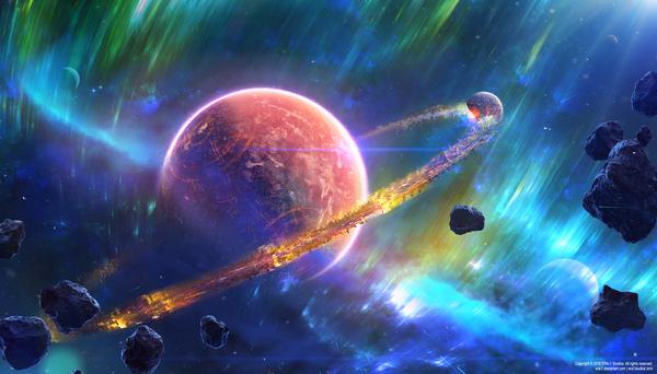 Звёздное небо и космос в картинках - Страница 3 148267071614288377